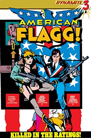 American Flagg! No.3
