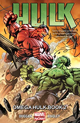 Hulk Vol. 3: Omega Hulk Book Two