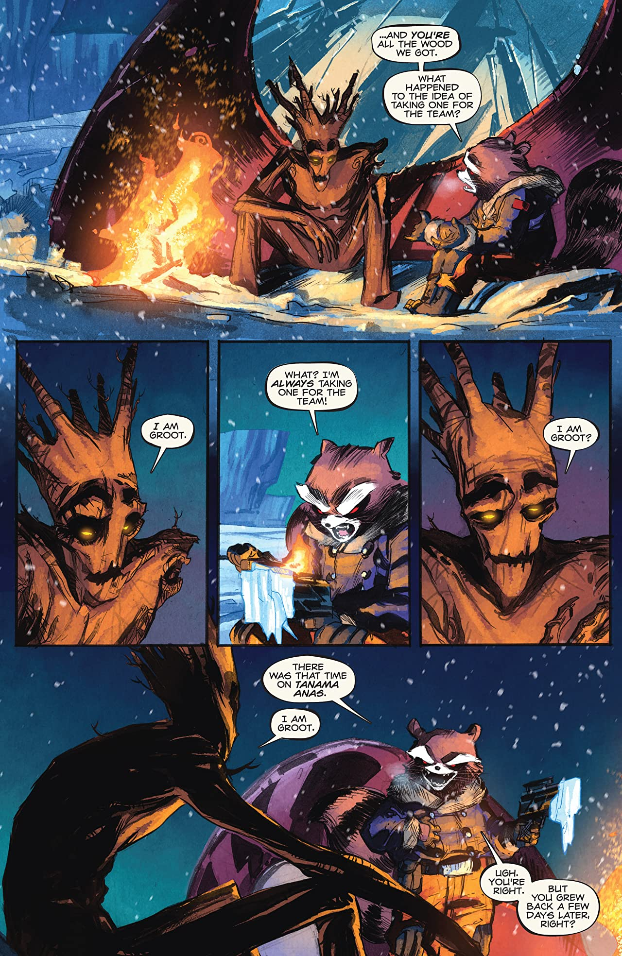 Rocket Raccoon Vol  2: Storytailer