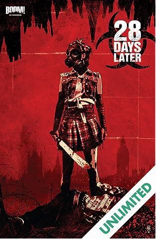 28 Days Later Vol. 3: Hotzone