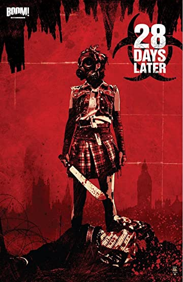 28 Days Later Vol. 3: Hotzone