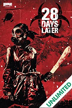28 Days Later Vol. 4: Gangwar