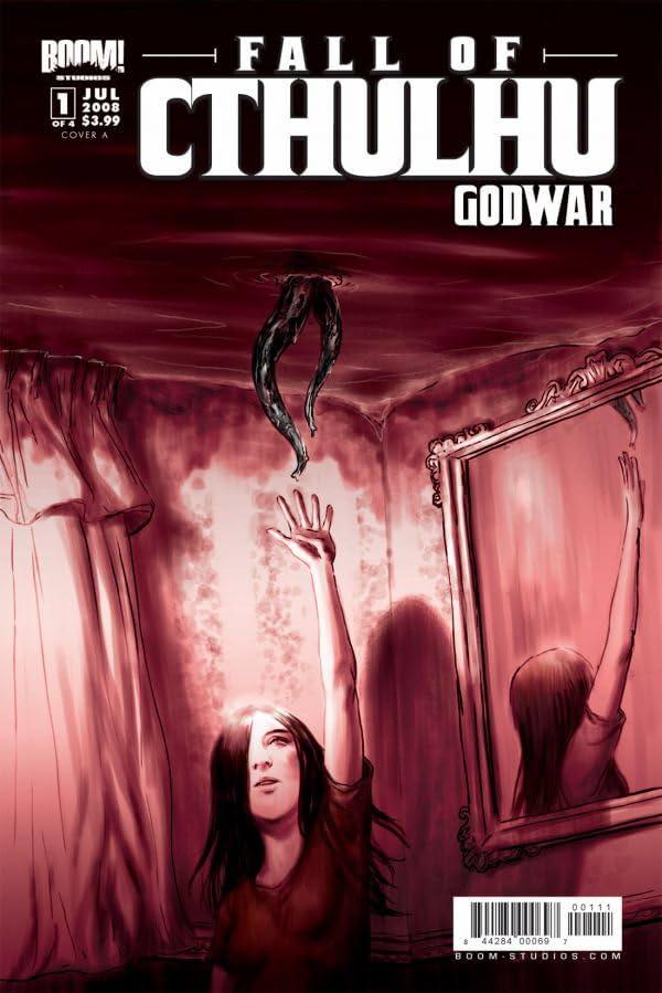 Fall of Cthulhu Vol. 4: Godwar #1 (of 4)