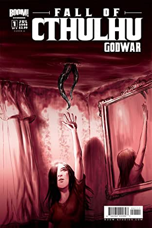 Fall of Cthulhu Vol. 4: Godwar #1 (of 4)