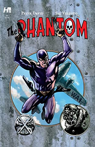 The Phantom (2014-) #3