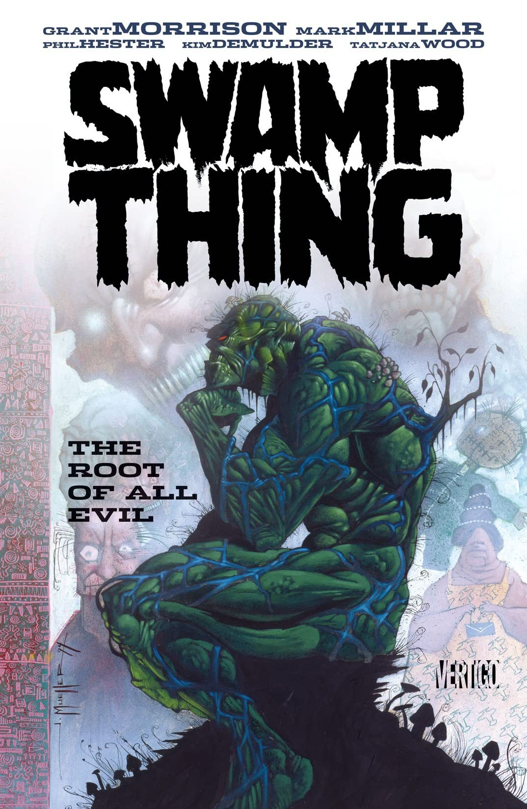 Swamp Thing Vol. 1: The Root of All Evil