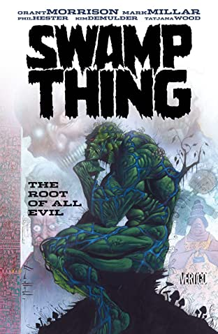 Swamp Thing Tome 1: The Root of All Evil