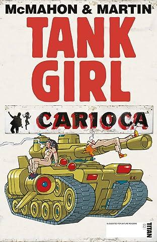 Tank Girl: Carioca No.2 (sur 6)