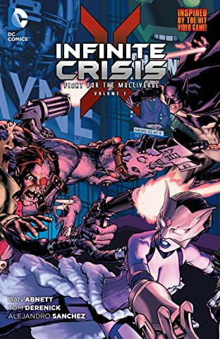 Infinite Crisis: Fight for the Multiverse (2014-2015) Tome 1