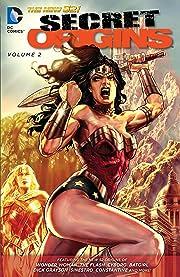 Secret Origins (2014-2015) Vol. 2