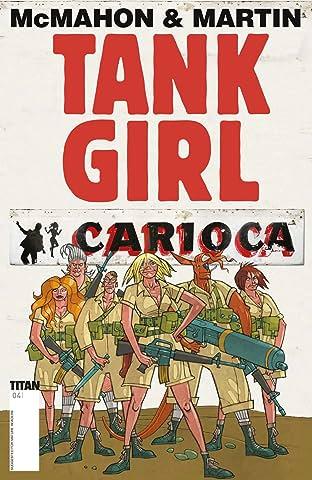Tank Girl: Carioca No.4 (sur 6)