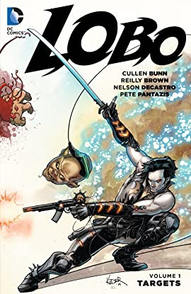 Lobo (2014-2015) Vol. 1: Targets