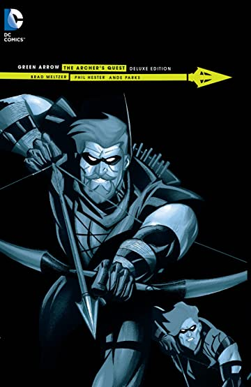 Green Arrow: The Archer's Quest: Deluxe Edition