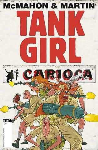 Tank Girl: Carioca No.5 (sur 6)