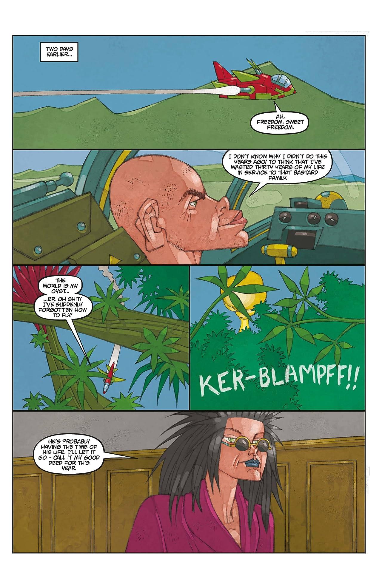 Tank Girl: Carioca #5 (of 6)