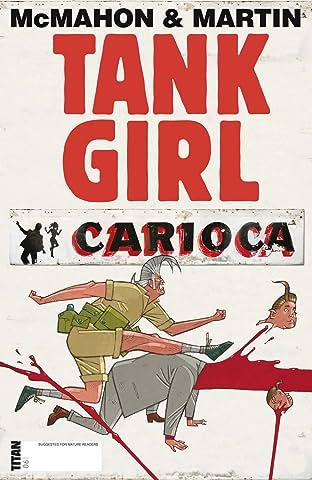 Tank Girl: Carioca No.6 (sur 6)
