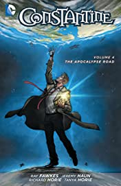 Constantine (2013-2015) Vol. 4: The Apocalypse Road