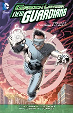 Green Lantern: New Guardians (2011-2015) Vol. 6: Storming the Gates