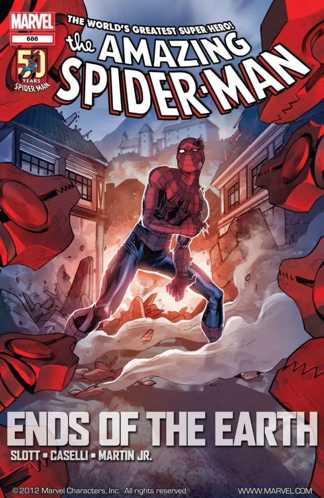 Amazing Spider-Man (1999-2013) #686