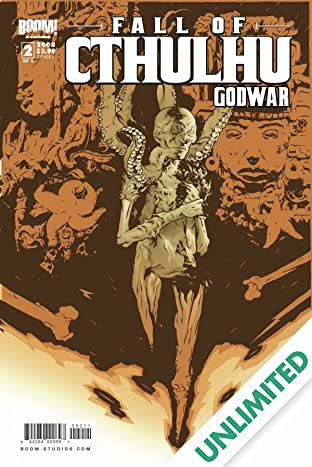 Fall of Cthulhu Vol. 4: Godwar #2 (of 4)