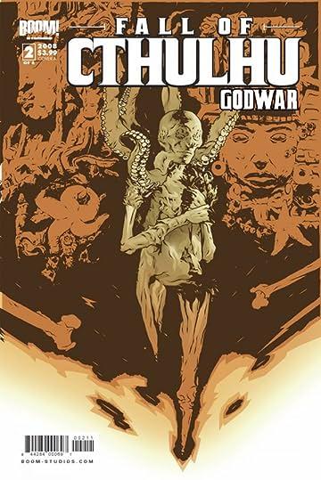 Fall of Cthulhu Vol. 4: Godwar #2