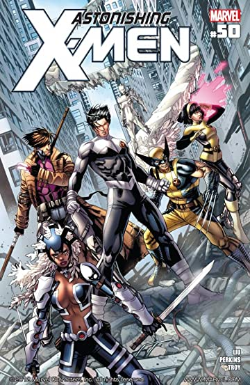 Astonishing X-Men (2004-2013) #50
