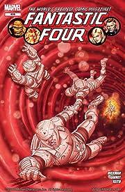 Fantastic Four (1998-2012) #606