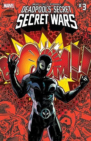 Deadpool's Secret Secret Wars #3 (of 4)