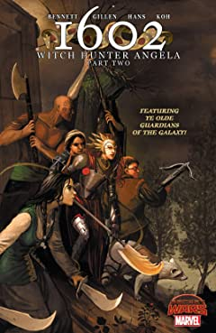1602: Witch Hunter Angela (2015) No.2