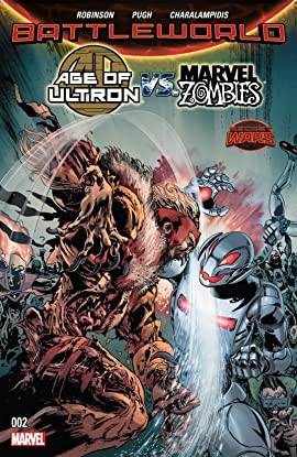 Age of Ultron vs. Marvel Zombies No.2