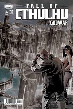 Fall of Cthulhu Vol. 4: Godwar #4 (of 4)