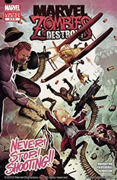 Marvel Zombies Destroy #2 (of 5)