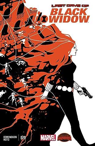Black Widow (2014-2015) #20