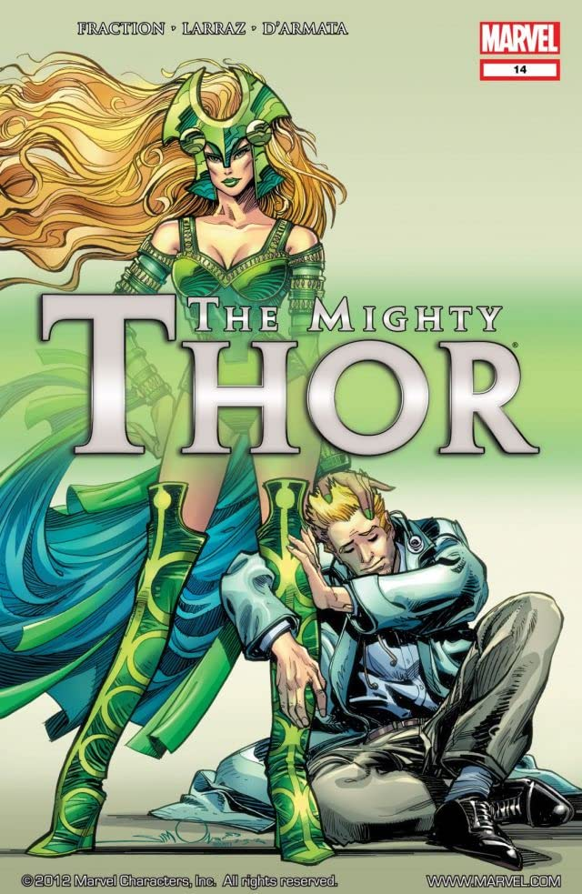 The Mighty Thor (2011-2012) #14