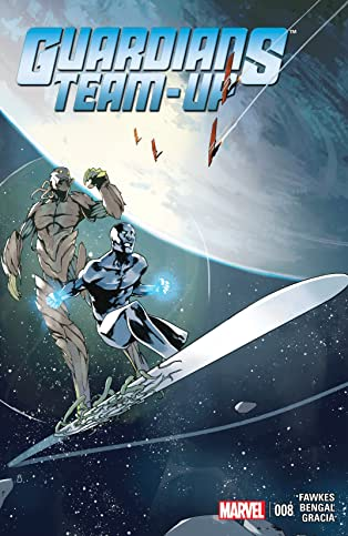 Guardians Team-Up (2015) #8
