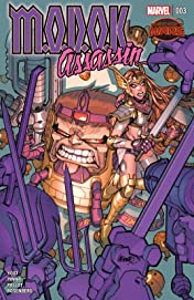 M.O.D.O.K. Assassin (2015) #3 (of 5)