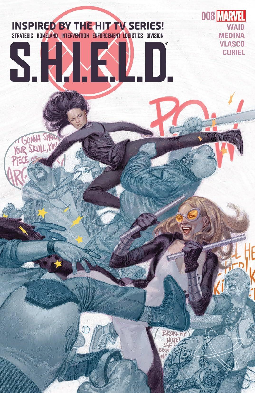 S.H.I.E.L.D. (2014-2015) #8