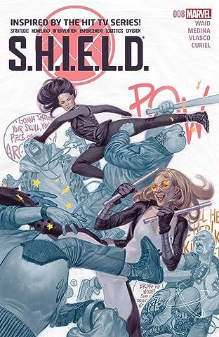 S.H.I.E.L.D. (2014-2015) No.8