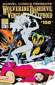 Marvel Comics Presents (1988-1995) #150