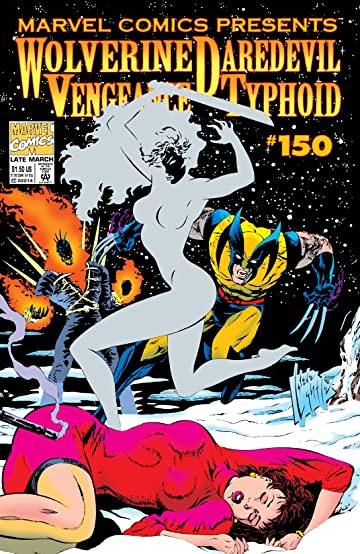 Marvel Comics Presents (1988-1995) #150