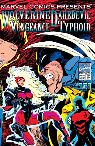 Marvel Comics Presents (1988-1995) No.151