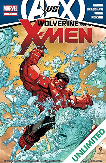 Wolverine and the X-Men #11