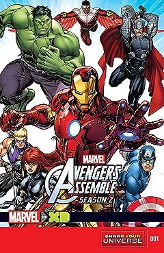 Marvel Universe Avengers Assemble Season Two (2014-2016) #1