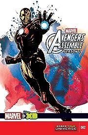 Marvel Universe Avengers Assemble Season Two (2014-2016) #2