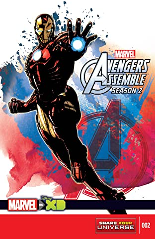 Marvel Universe Avengers Assemble Season Two (2014-2016) #2