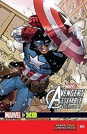Marvel Universe Avengers Assemble Season Two (2014-2016) #4