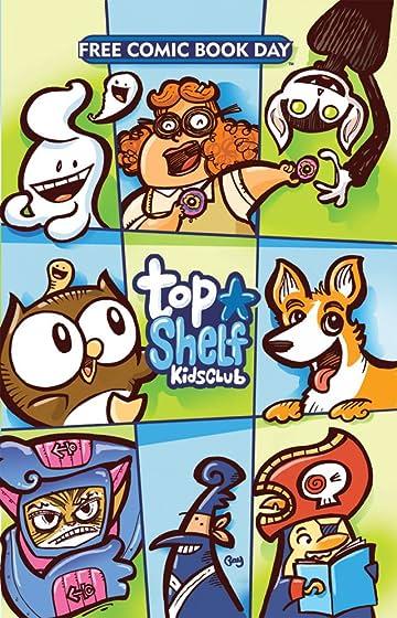 FCBD Top Shelf Kids Club 2012