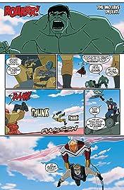 Marvel Universe Avengers Assemble Season Two (2014-2016) #8