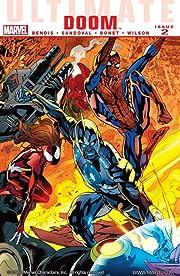 Ultimate Comics Doom #2 (of 4)