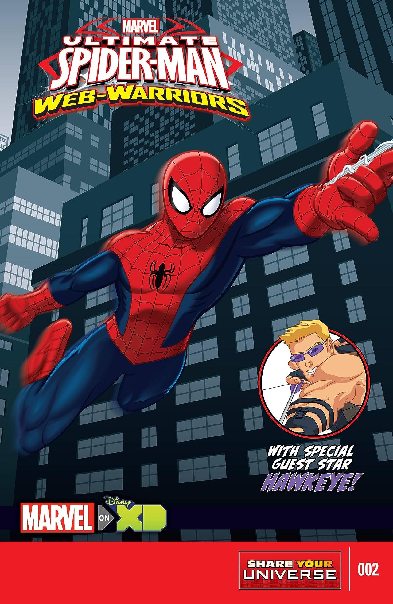 Marvel Universe Ultimate Spider-Man: Web Warriors (2014-2015) #2